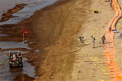 oil spill in gulf